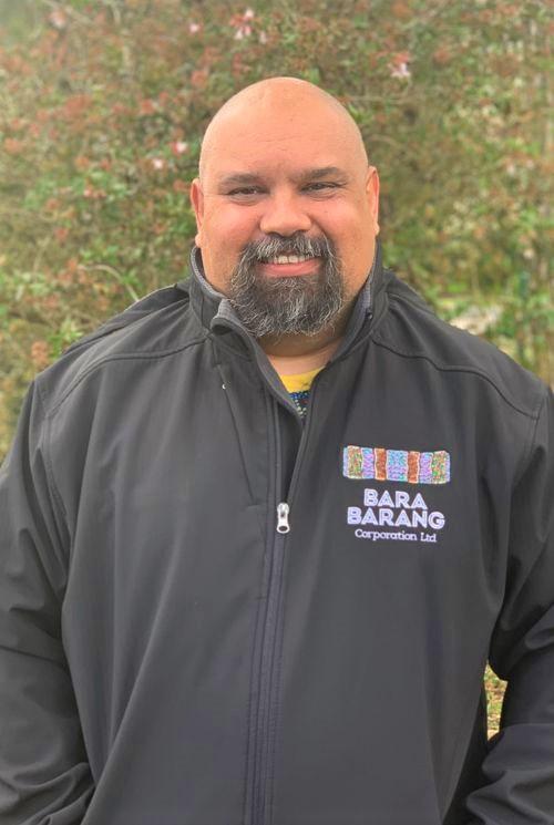 Garry Purchase - Bara Barang Board Member